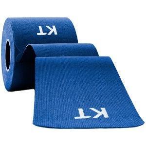KT nastro in cotone originale Consumer pre-tagliato 25 cm in blu