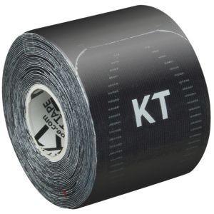 KT nastro sintetico Pro Consumer pre-tagliato 25 cm in Jet Black