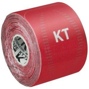 KT nastro sintetico Pro Consumer pre-tagliato 25 cm in Rage Red
