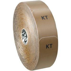 KT nastro in cotone originale Jumbo pre-tagliato in beige