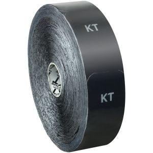 KT nastro in cotone originale Jumbo pre-tagliato in nero
