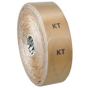 KT nastro sintetico Pro Jumbo pre-tagliato in Stealth Beige