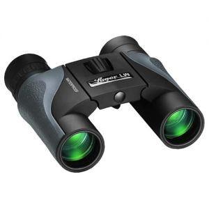 Luger binocolo LW 10x25 in grigio / nero