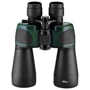 Luger binocolo ZV 10-30x50 in nero