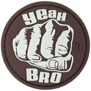 Maxpedition patch Bro Fist fosforescente