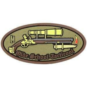 Maxpedition patch Olde School Tacticool in Arid