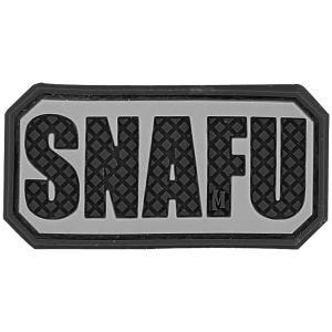 Maxpedition patch SNAFU design in SWAT