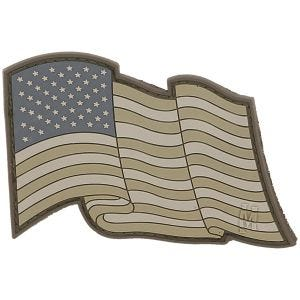 Maxpedition patch Star Spangled Banner in Arid