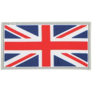 Maxpedition patch United Kingdom Flag a colori