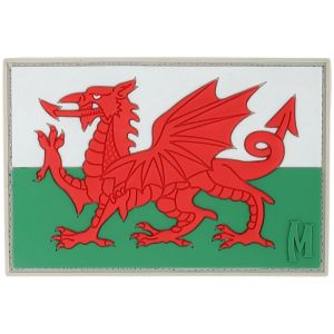 Maxpedition patch Welsh Flag a colori