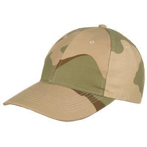 Helikon cappellino da baseball in Desert a 3 colori