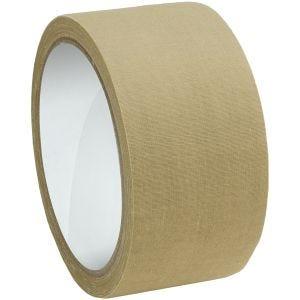 MFH nastro adesivo tessuto 5 cm x 10 m in cachi