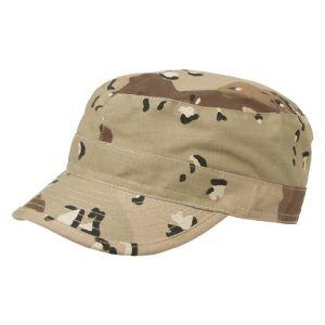 MFH berretto da campo BDU in Ripstop Desert a 6 colori