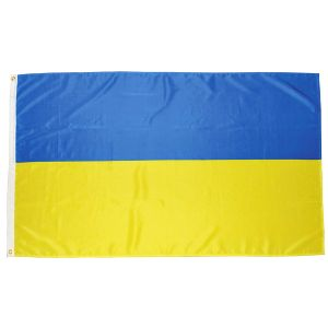 MFH bandiera Ucraina 90 x 150 cm