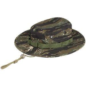 MFH cappello boonie GI in Ripstop Tiger Stripe