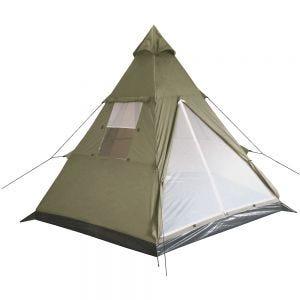 """MFH tenda indiana """"Tipi"""" in verde oliva"""