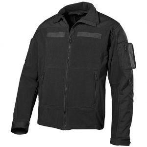 MFH giacca in pile da combattimento USA in nero