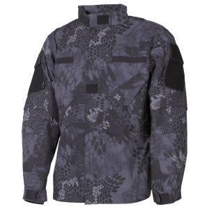 MFH giacca Mission da combattimento in Snake Black
