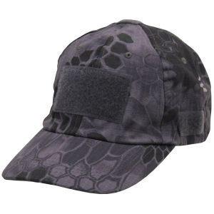 MFH cappellino da baseball Operations in Snake Black