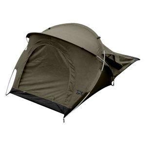 """MFH tenda """"Osser"""" con struttura in alluminio in OD Green"""