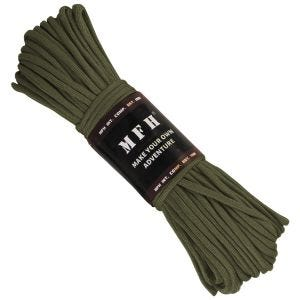 MFH Paracord da 30,4 m in OD Green