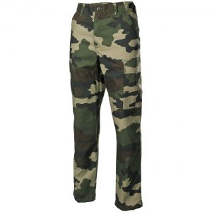 MFH pantaloni BDU da combattimento in Ripstop CCE