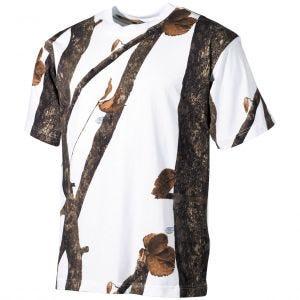 MFH T-Shirt da cacciatore in Hunter Snow