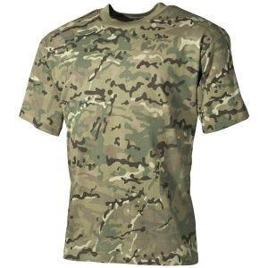 MFH T-shirt in Operation Camo