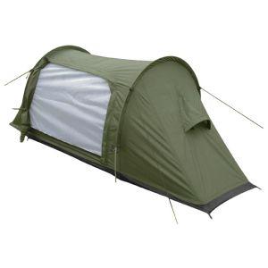 """MFH tenda """"Arber"""" con struttura in alluminio in verde oliva"""