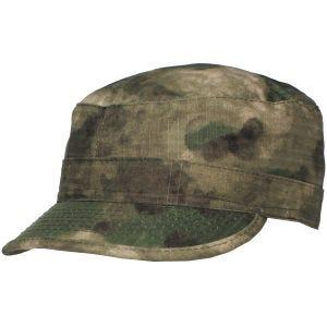 MFH berretto da campo US ACU in Ripstop HDT Camo FG