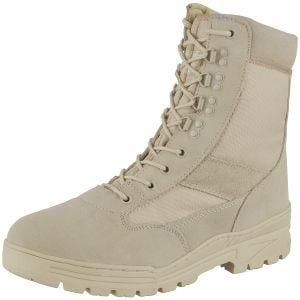 Mil-Com stivali da pattuglia in Desert