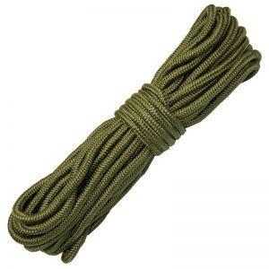 Mil-Com corda Purlon da 5 mm in verde oliva