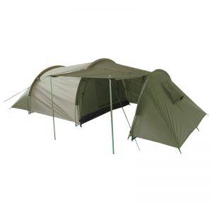 Mil-Tec tenda da 3 posti con area deposito