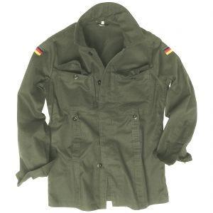 Mil-Tec giacca moleskin BW in verde oliva