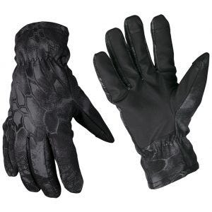 Mil-Tec guanti Softshell Thinsulate in Mandra Night