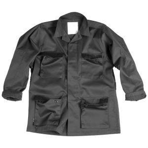 Mil-Tec camicia BDU Combat in nero