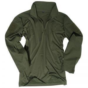 Mil-Tec T-shirt Combat in verde oliva