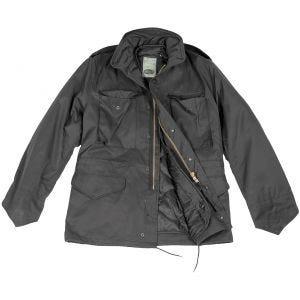 Mil-Tec giacca classica US M65 in nero