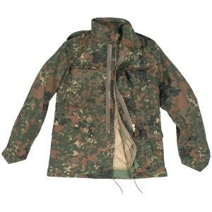 Mil-Tec giacca classica US M65 in Flecktarn