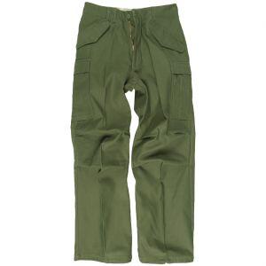 Mil-Tec pantaloni M65 in verde oliva