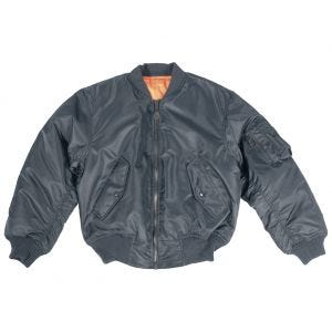 Mil-Tec giacca da pilota MA-1 in Navy