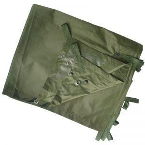 Mil-Tec tela incerata multiuso piana Basha in verde oliva