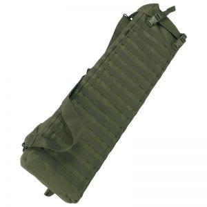 Mil-Tec custodia per fucile con doppia imbracatura in verde oliva