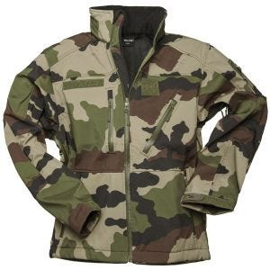 Mil-Tec giacca Softshell SCU 14 in CCE