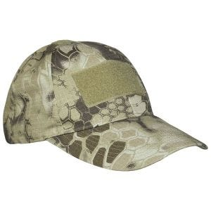 Mil-Tec berretto da baseball tattico in Mandra Tan