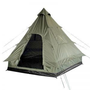 """Mil-Tec tenda indiana """"Tipi"""" in verde oliva"""
