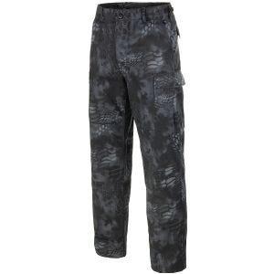 Mil-Tec pantaloni BDU Combat in Mandra Night