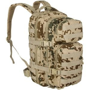 Mil-Tec zaino da assalto small US MOLLE in Tropentarn tedesco