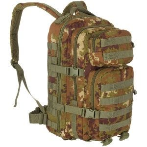 Mil-Tec zaino da assalto small US MOLLE in Vegetato Woodland