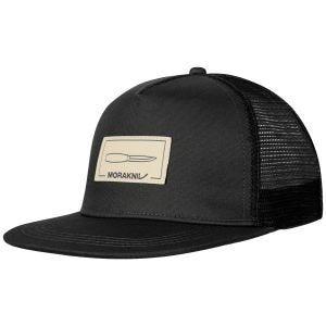 Morakniv cappellino con logo in nero
